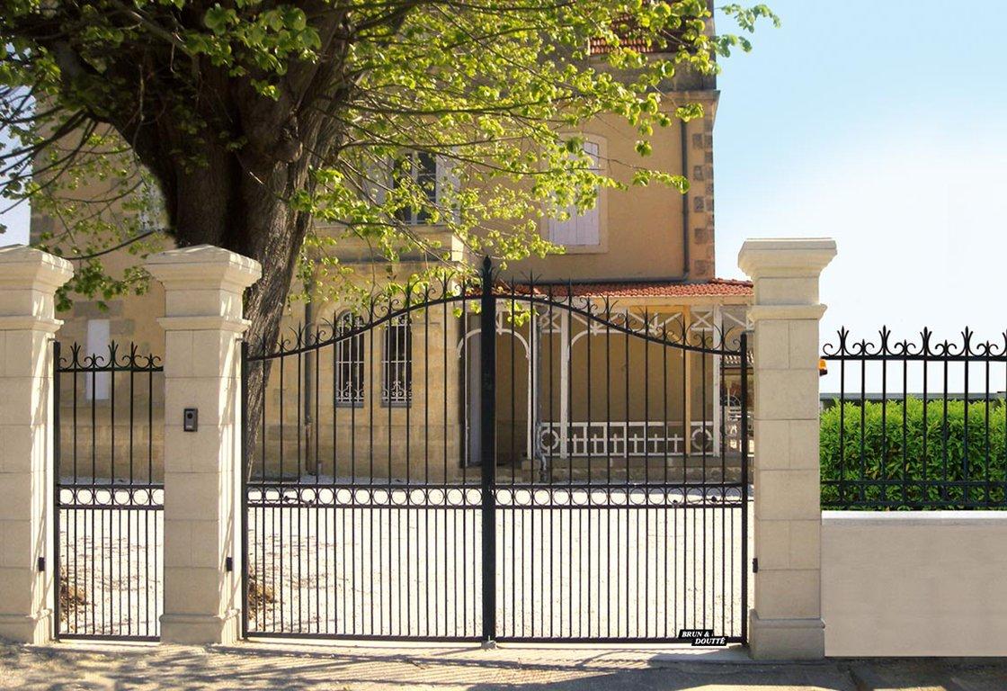 portails et clotures